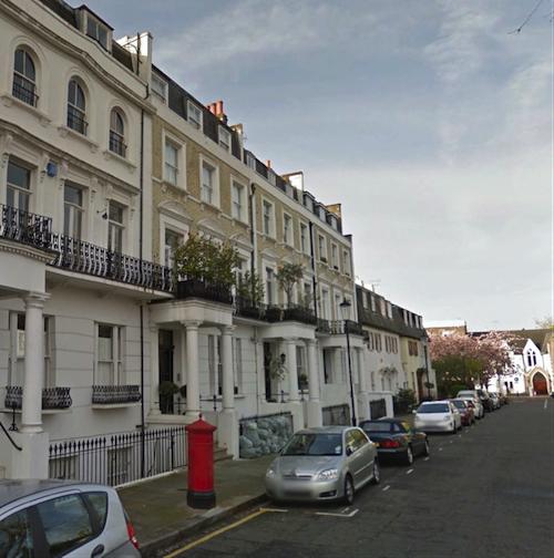 London – Basement risk